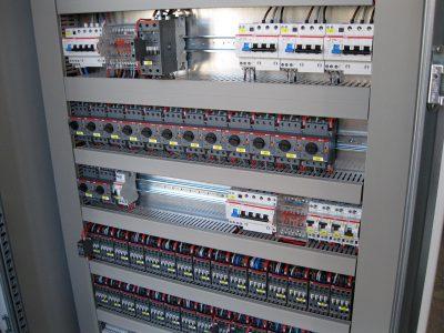 Cost.El. S.a.s Progettazione e realizzazione quadri elettrici, quadri di distribuzione e di comando, cablaggio